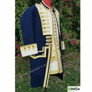 Commodore Norrington Uniform Disney's Pirates of the Caribbean