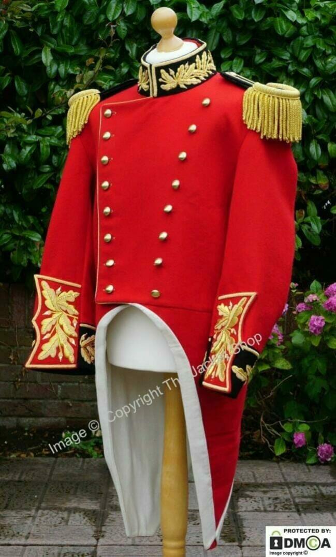 Prince Albert's Wedding Coat