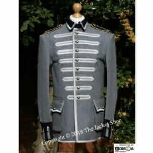 Finnish Uusimaa Dragoon Uniform