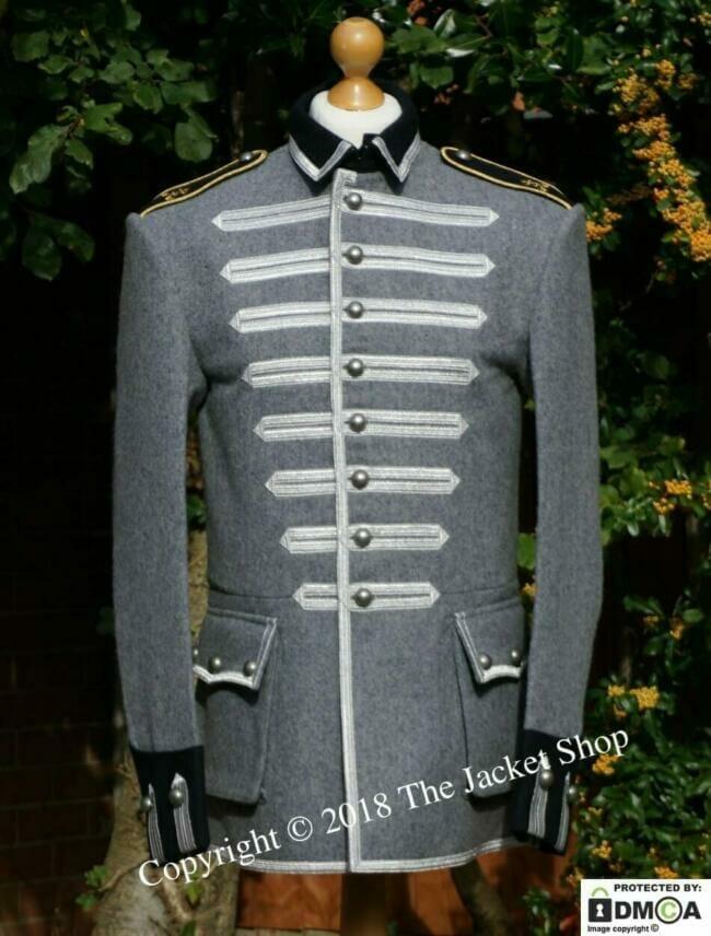 Finnish Uusimaa Dragoon Uniform -