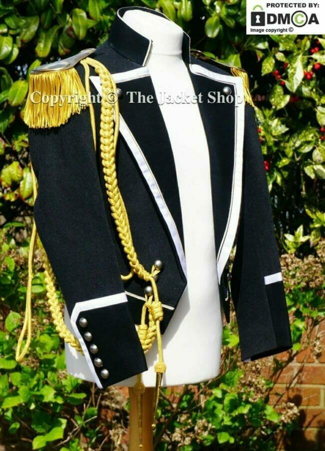 Freddie Mercury Queen Jacket - 39th Birthday Black & White Ball