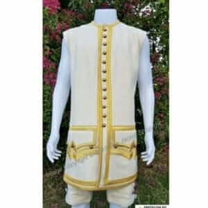 Royal-Naval-Military-Waistcoat