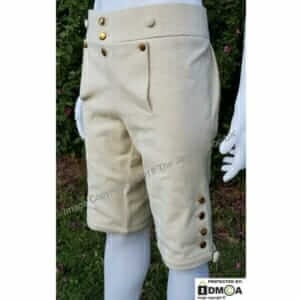Victorian-fall-front-naval-knee-breeches