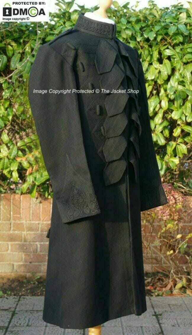 Undress Frock Coat