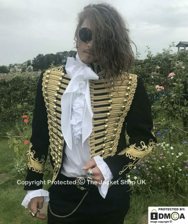 Buy Adam Ant Jacket - Exact Replication