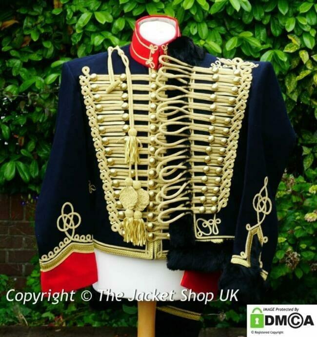 Buy Tailor Made Hussars Dolman Pelisse Set