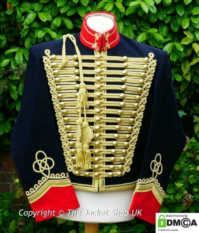 Hussars Tunic - Custom Made