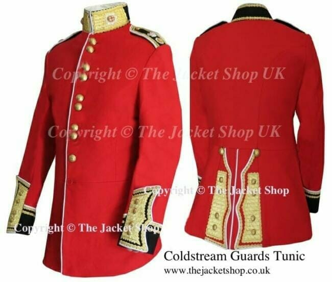 Coldstream Guards Officer's Tunic - Colonel Dress Jacket