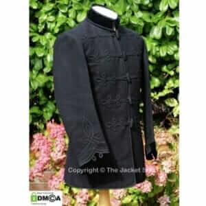 Victorian-Smoking-Jacket-Velvet-Collar-and-Cuffs