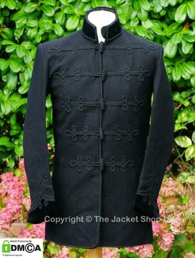 Victorian Smoking Jacket