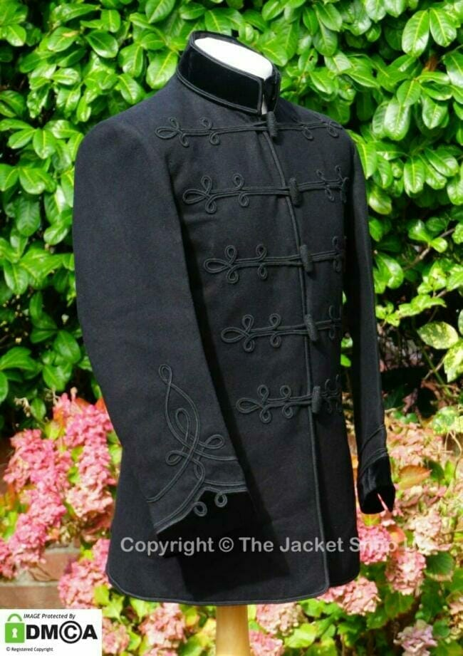 Vintage and Victorian Smoking Jackets