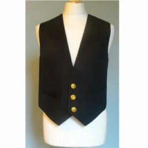 SALE ITEM! Saint Lazarus Gala Waistcoat XL
