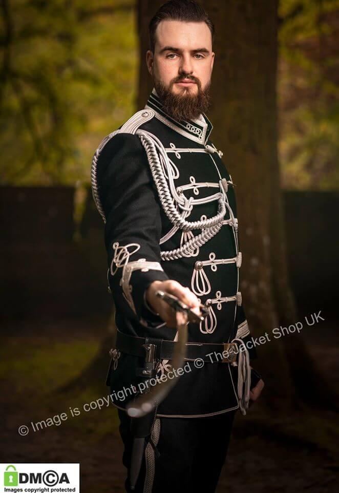 Prussian Death's Head Hussar Uniform