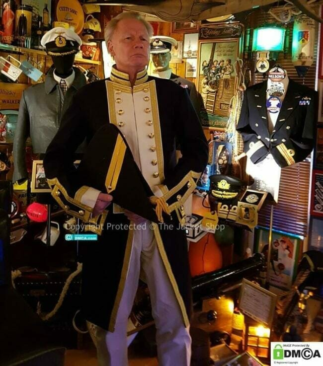 Royal Naval Captains Uniform - Customer Gallery