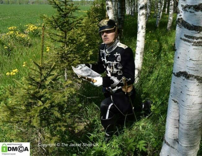 buy reenactment military uniform