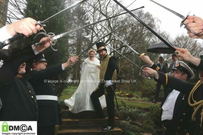 military wedding uniform ideas groom