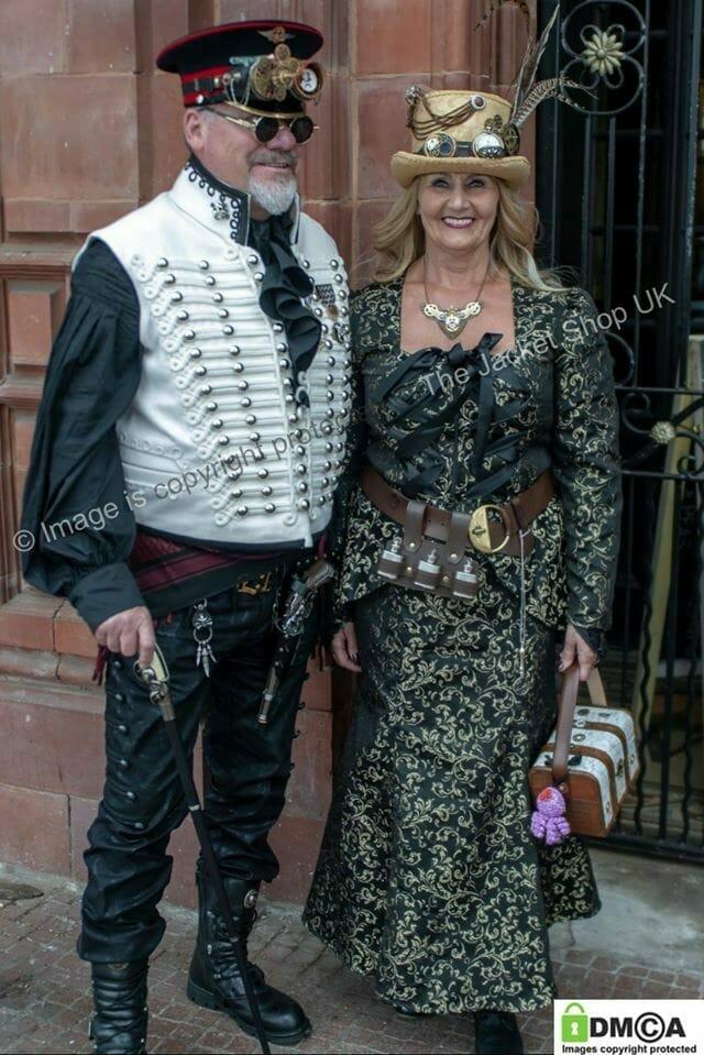 steampunk festival clothing uk