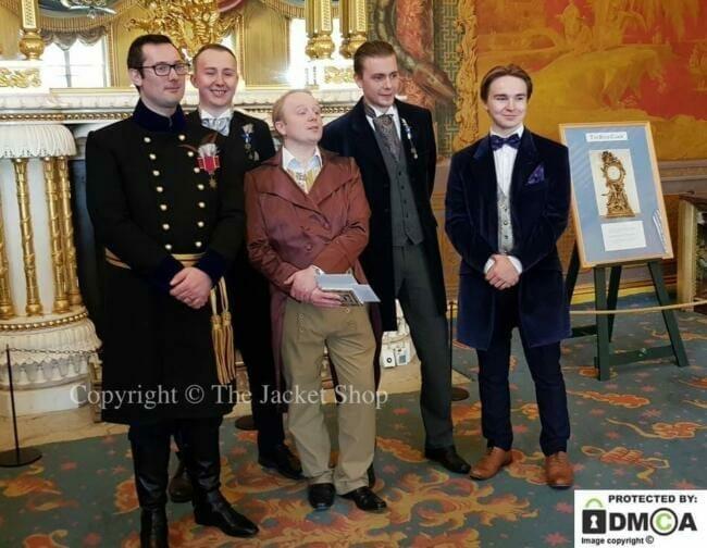 victorian military wedding uniform - Customer Gallery