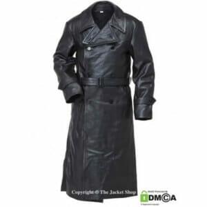 WW2 German Gestapo Trench Coat