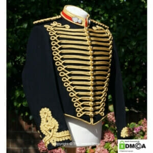Victorian Royal Artillery Captains Jacket