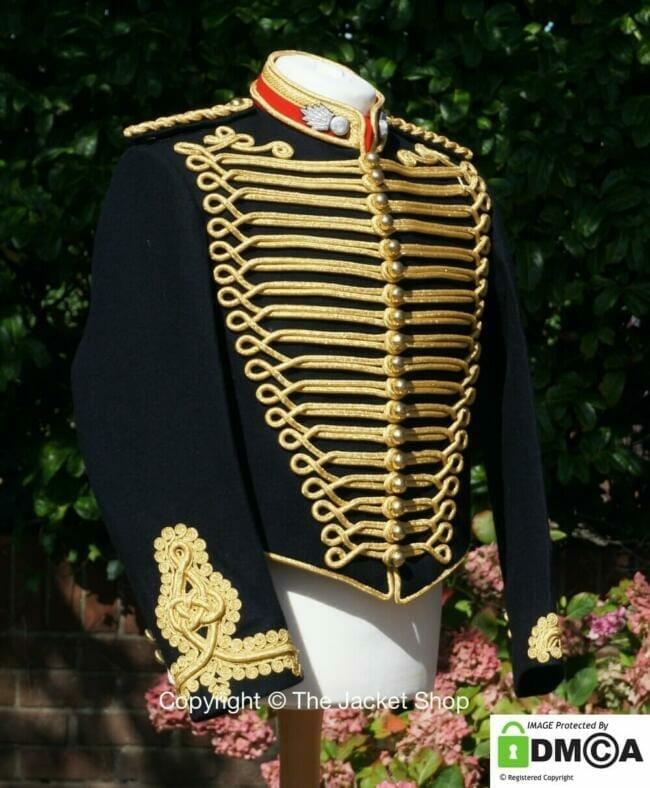 Victorian Royal Artillery Jacket