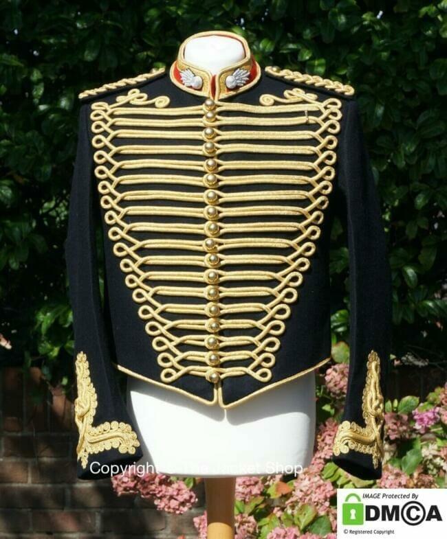 Victorian Royal Artillery Tunic
