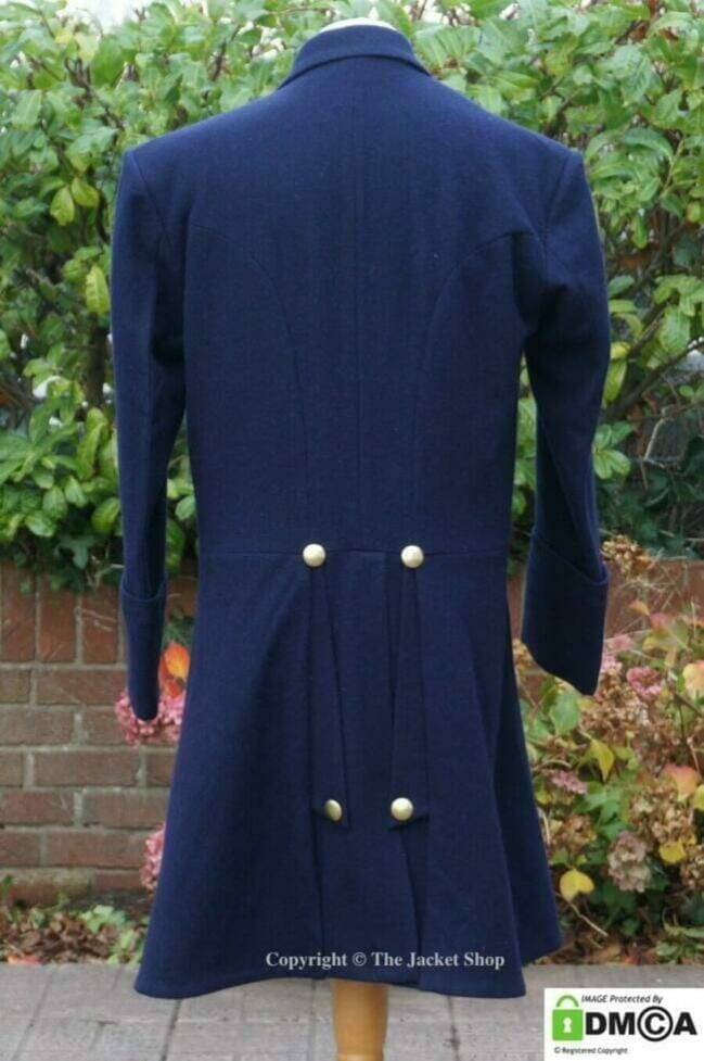 Custom-made military coats made to measure jackets
