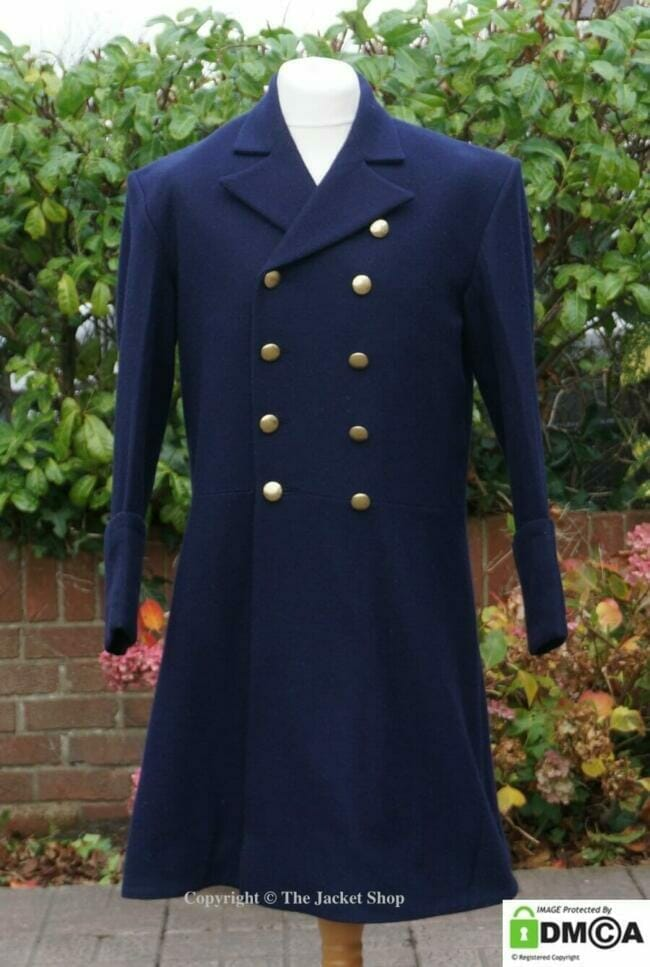Custom made frock coat - Single or double breasted