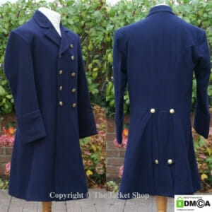 custom made frock coats