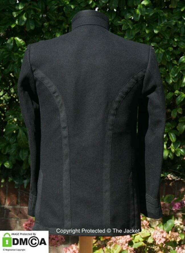 Military Patrol Jacket rear view