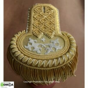 custom made epaulets