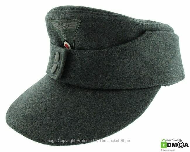 Heer M43 Field Cap - Einheitsfeldmütze German Army WWII