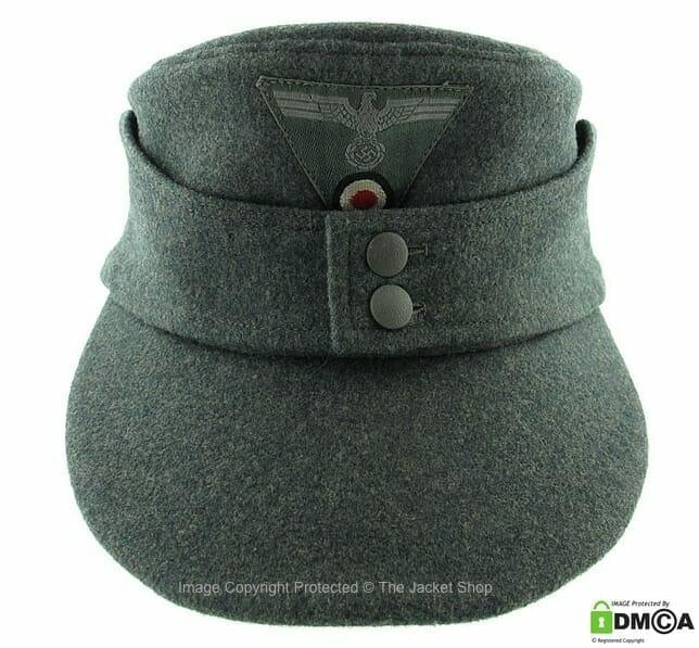 Heer M43 Field Cap WW2